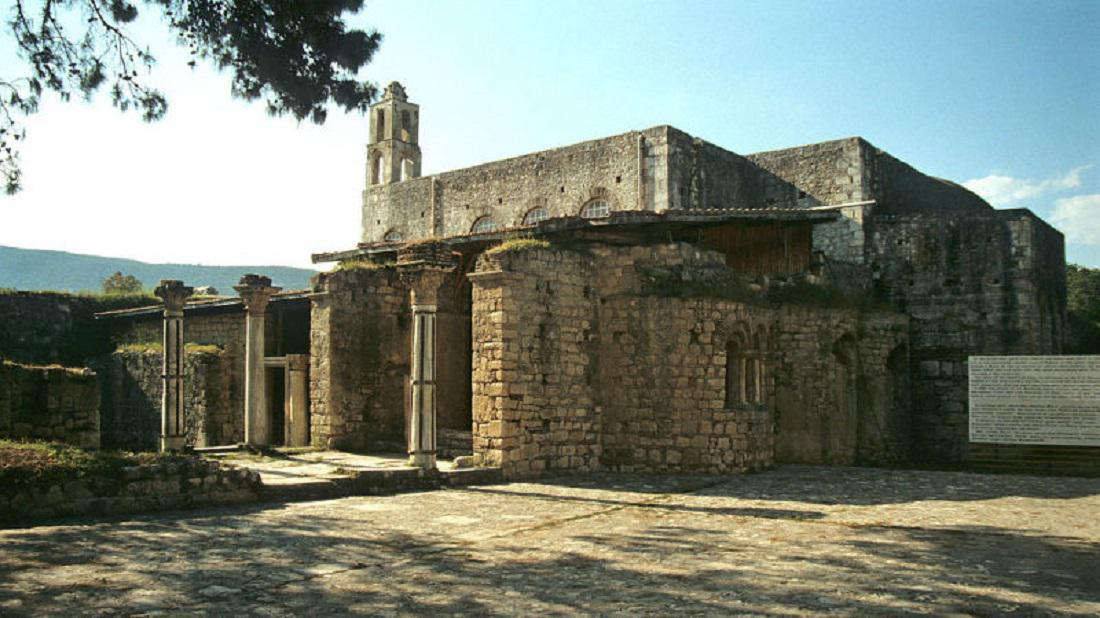 Kostel svatého Mikuláše v Demre