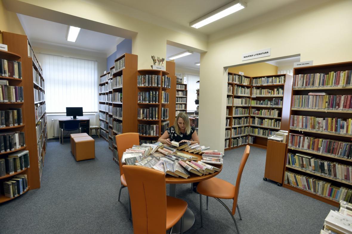 Knihovna Slavičín