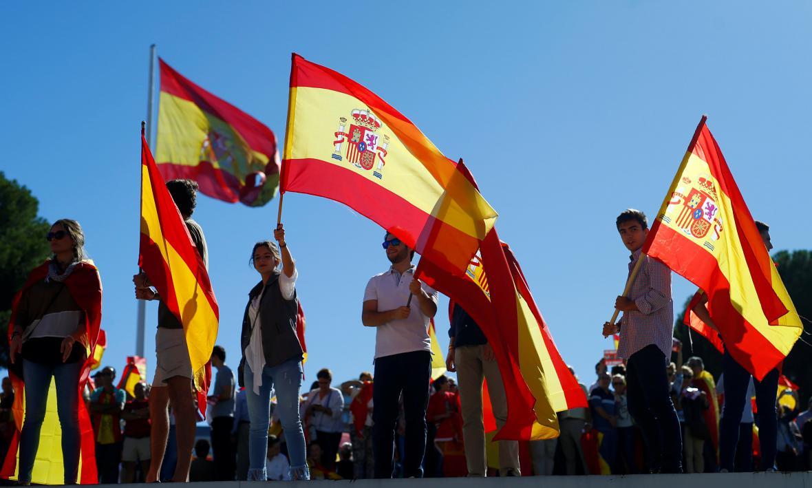 Stoupenci španělské jednoty
