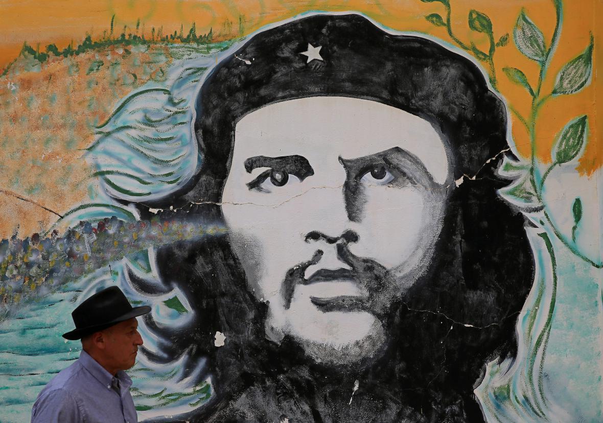 Latinská Amerika si připomíná Che Guevaru