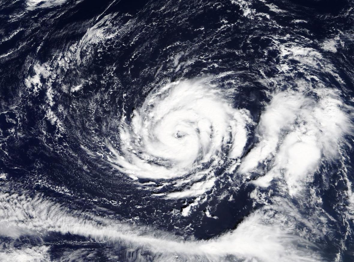 Hurikán Ophelia