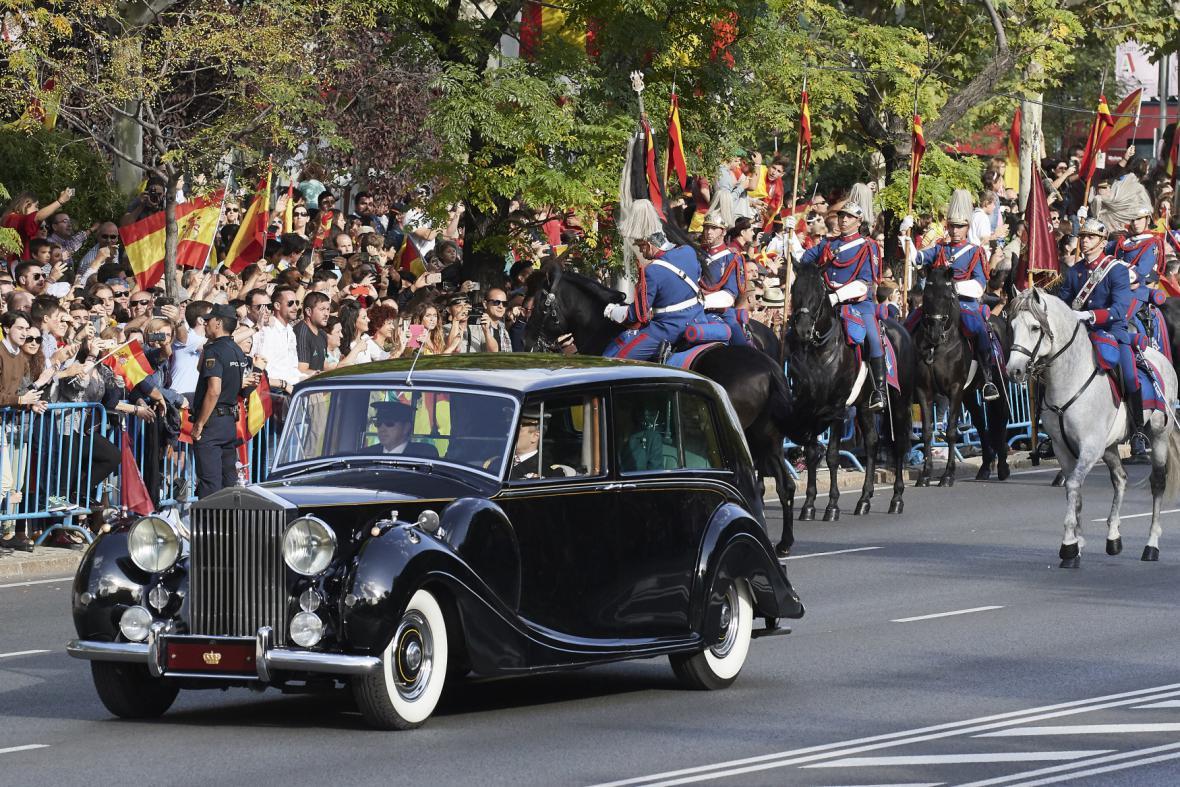 Cremonie v Madridu