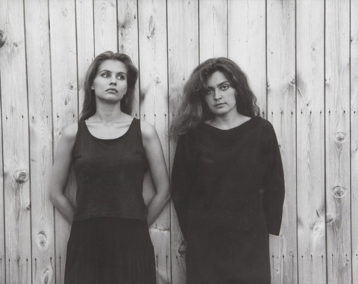 Pavel Baňka / Markéta a Lucie, 1993