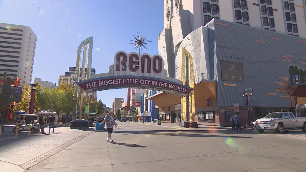 Americké Reno