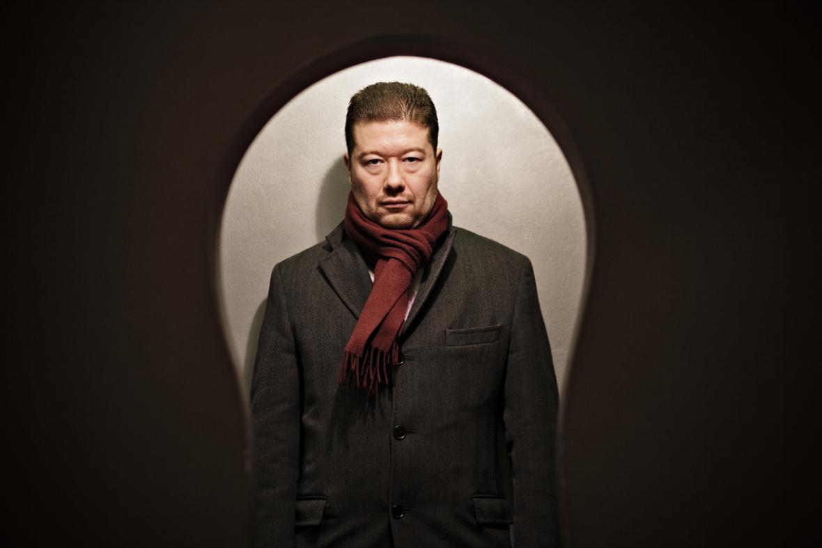Tomio Okamura ještě jako viceprezident Asociace českých cestovních kanceláří a agentur (9.2.2012)
