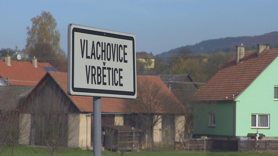Obec Vlachovice Vrbětice