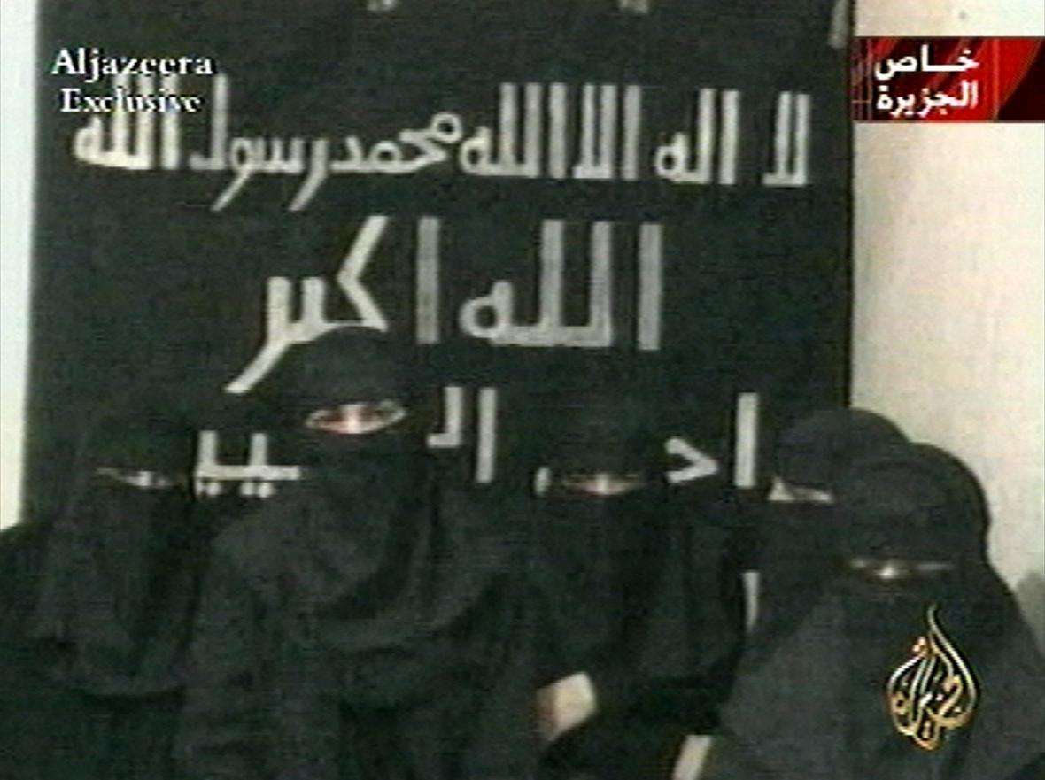Čečenští teroristé