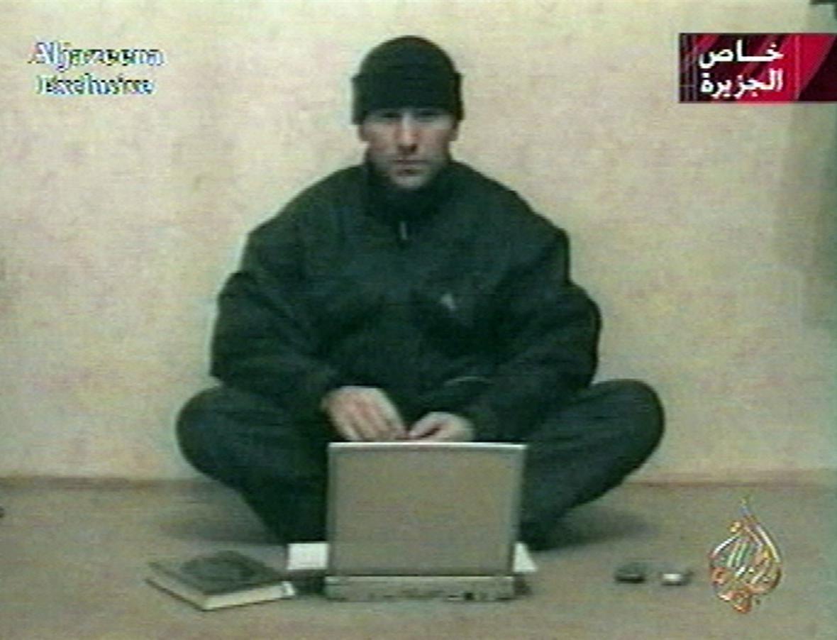 Čečenský ozbrojenec