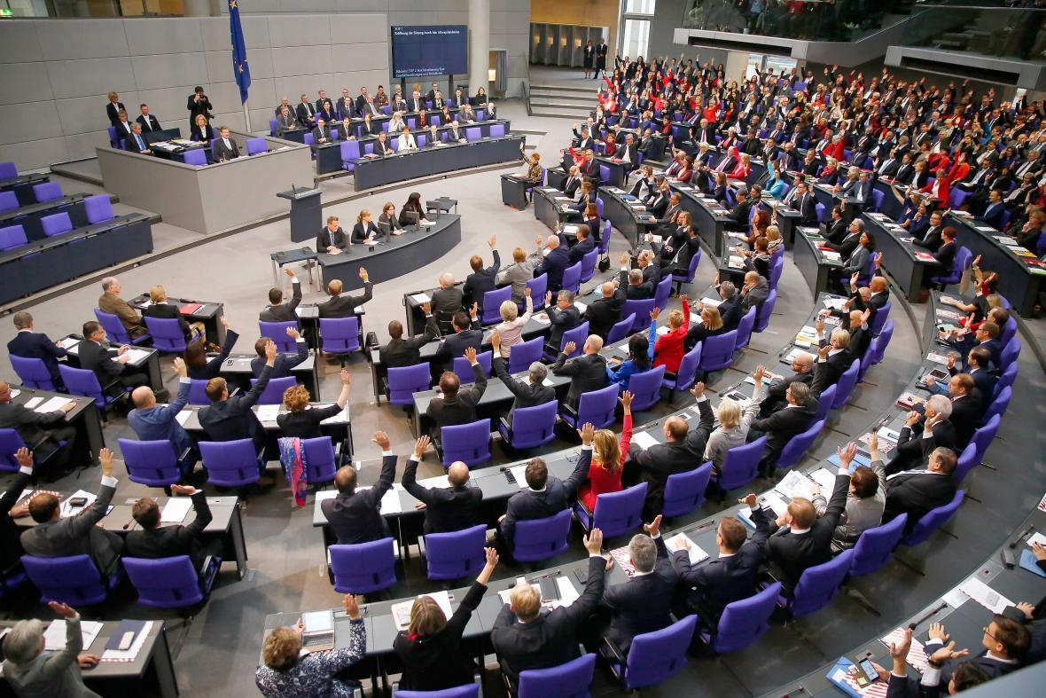 Ustavující schůze 19. Spolkového sněmu