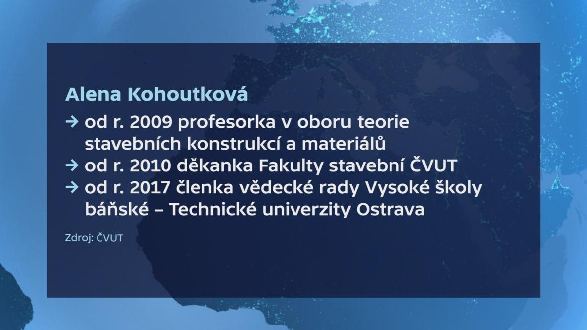 Alena Kohoutková
