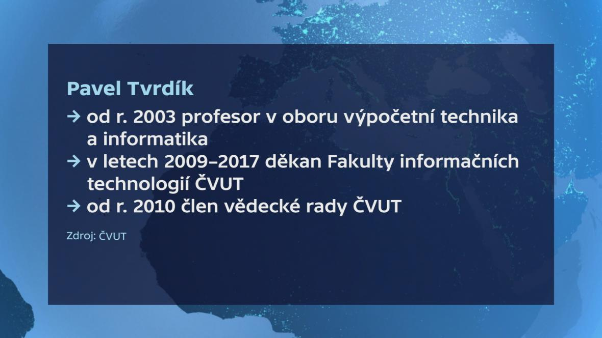 Pavel Tvrdík