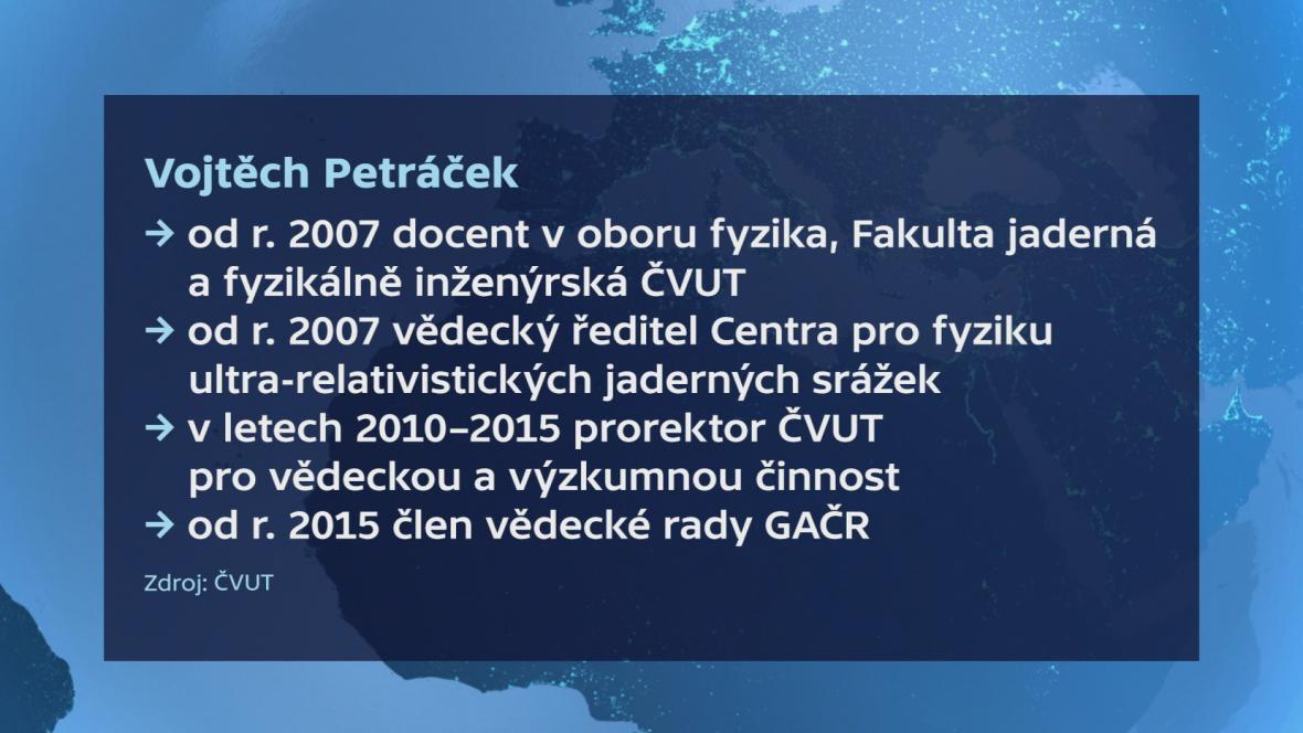 Vojtěch Petráček