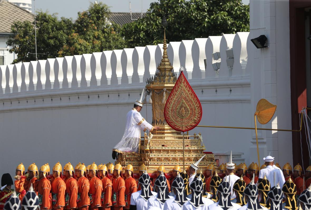 Thajská královská kremace