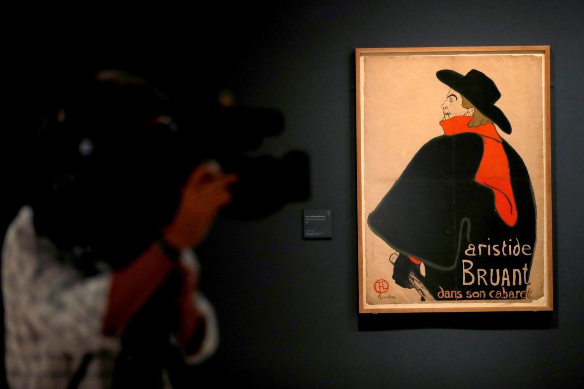 Výstava děl Pabla Picassa a Henriho de Toulouse-Lautreca v Madridu
