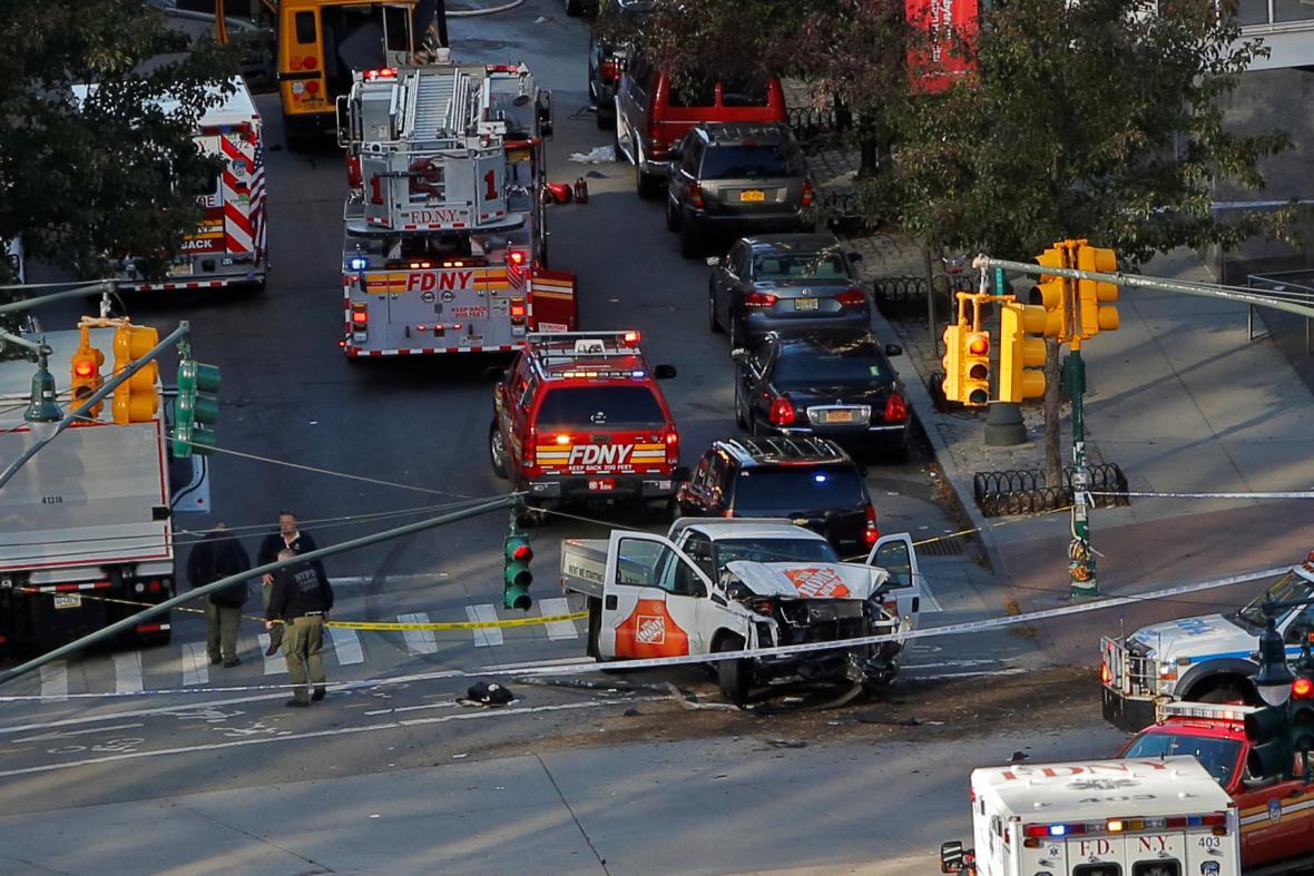 Incident na Manhattanu