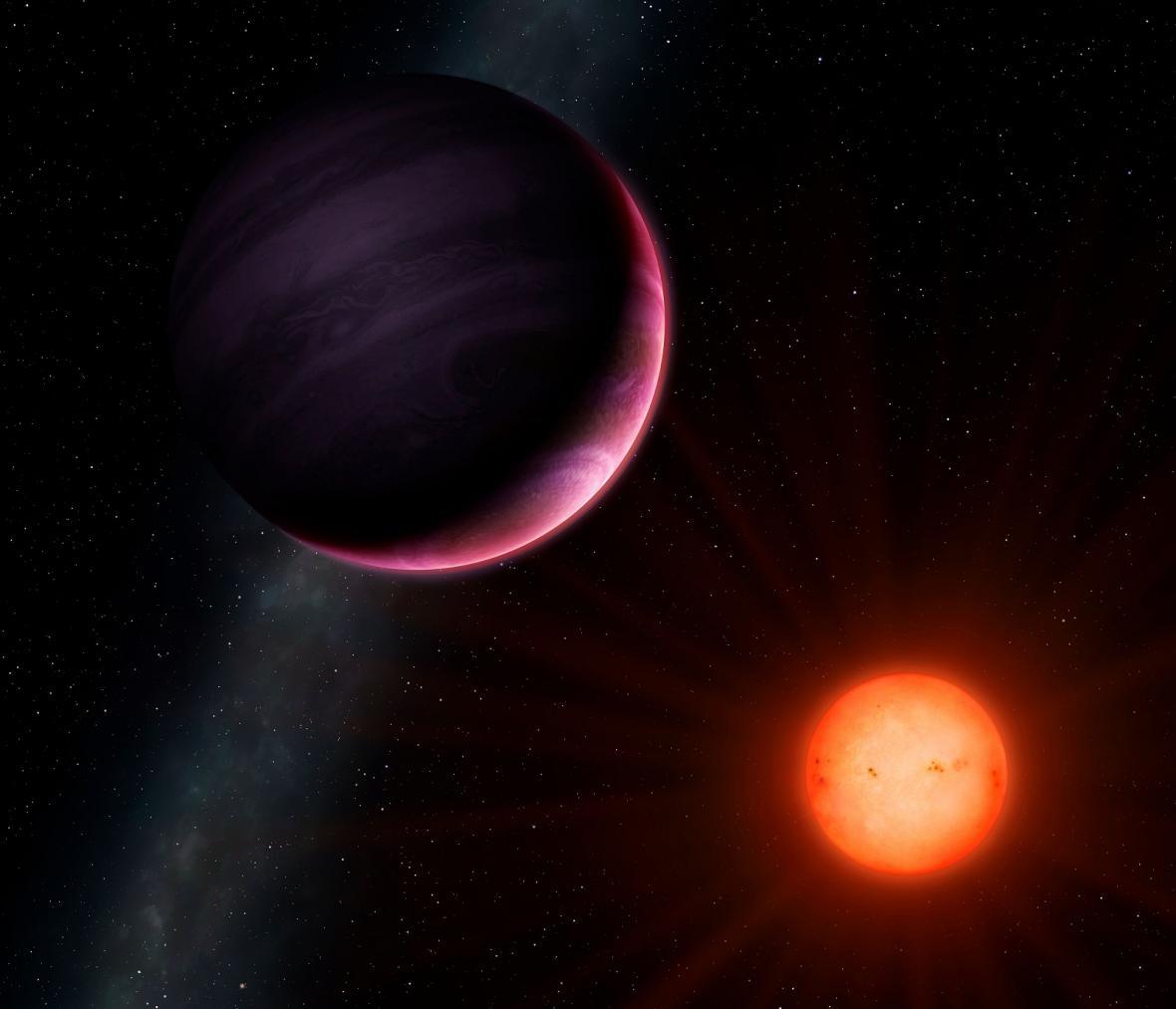 Nemožná planeta NGTS-1b