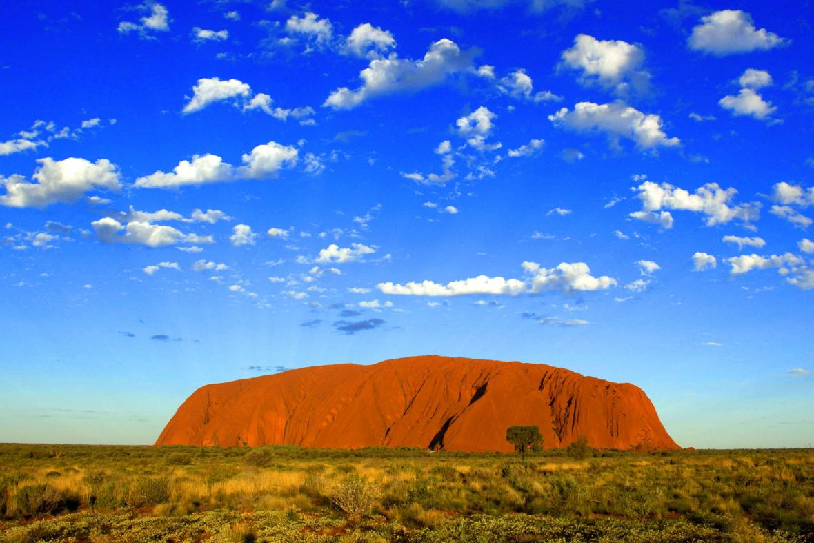 Masiv Uluru