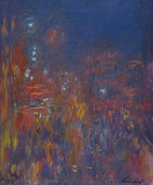 Claude Monet / Leicester Square, 1901