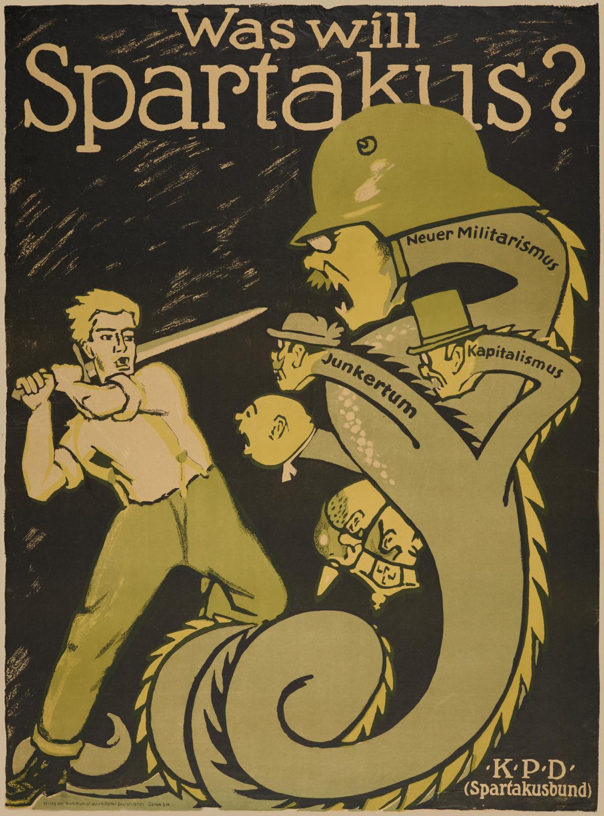 Co chce Spartakus?