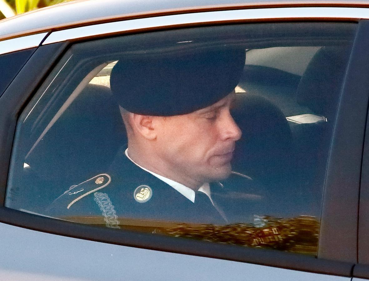 Americký voják a dezertér Bowe Bergdahl