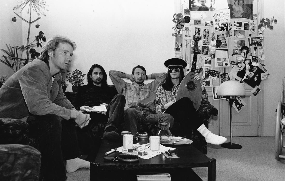 Z dokumentu Lucie – příběh jedný kapely