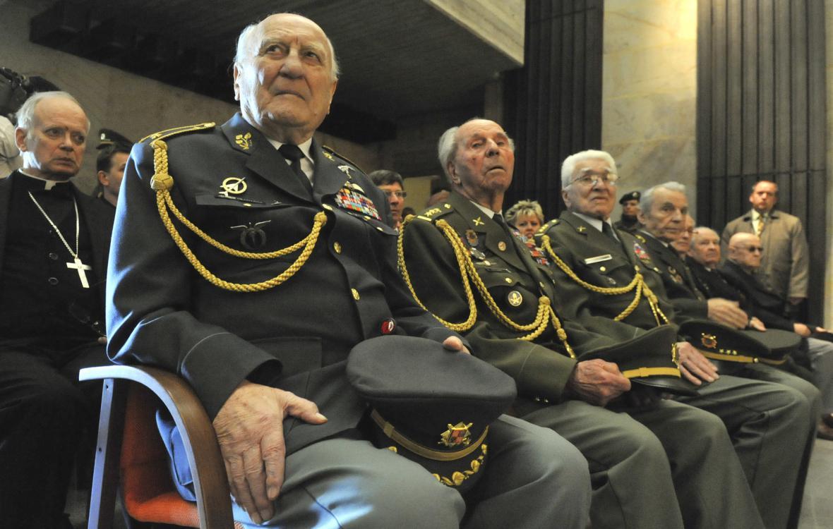 Brigádní generál ve výslužbě Zdeněk Škarvada
