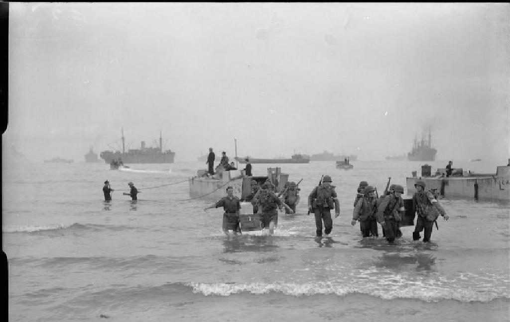 Vylodění Spojenců poblíž Oranu (1942)