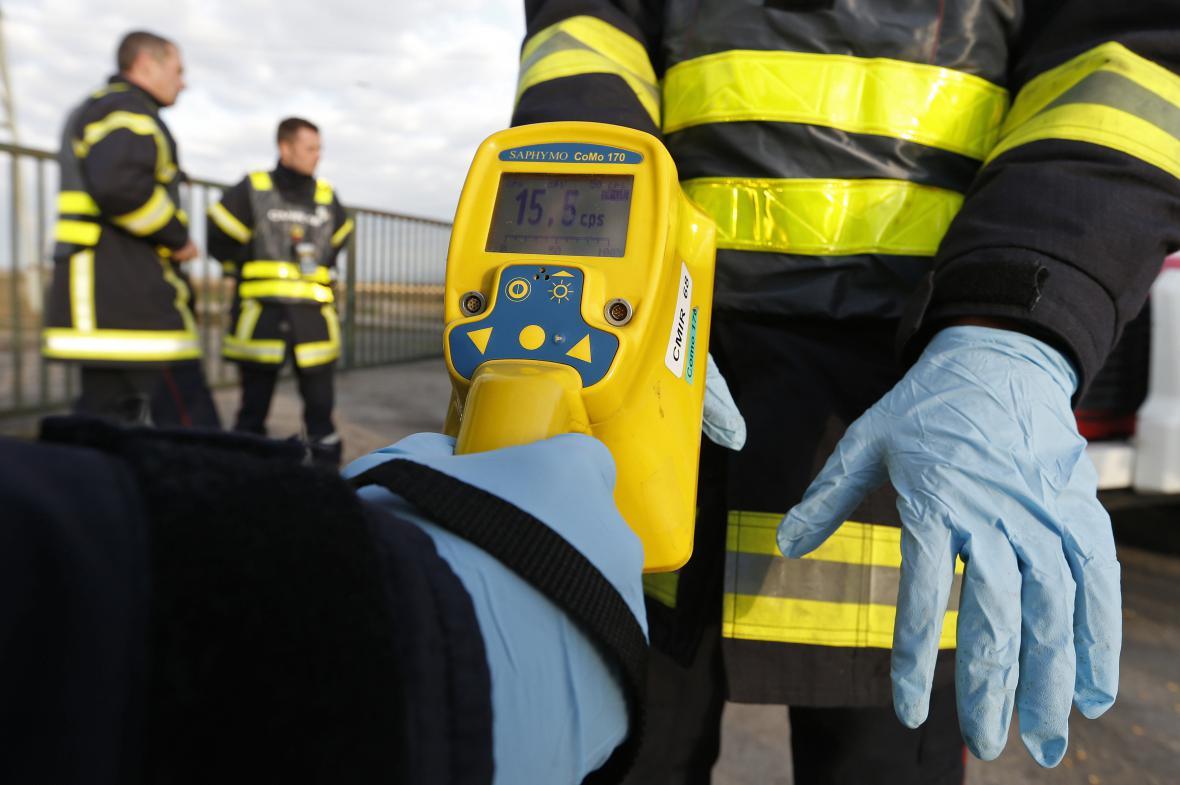 Měření radioaktivity