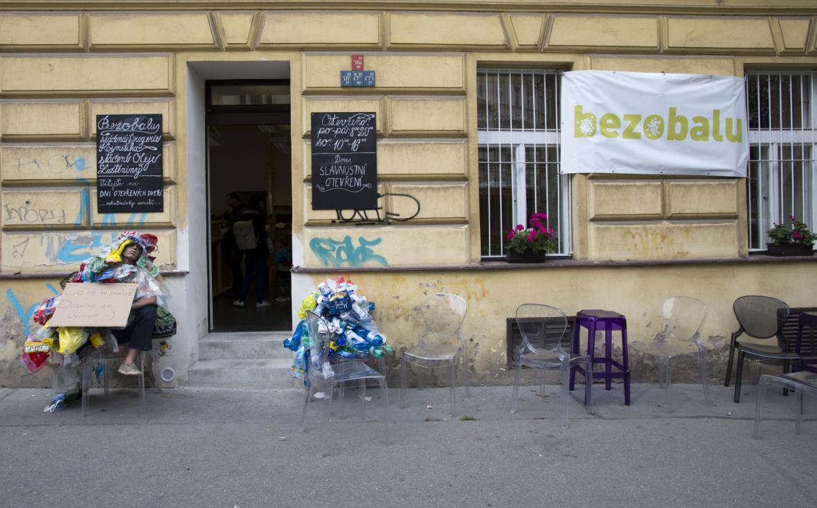 Zářijový Den otevřených dveří v pražské Bubenči.