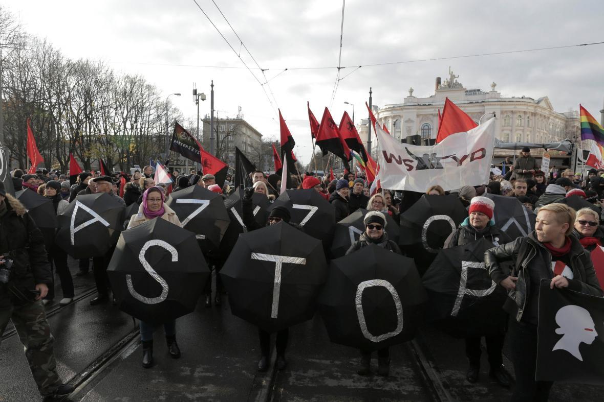 Antifašistická koalice ve Varšavě