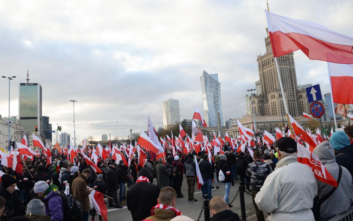 Polský Den nezávislosti