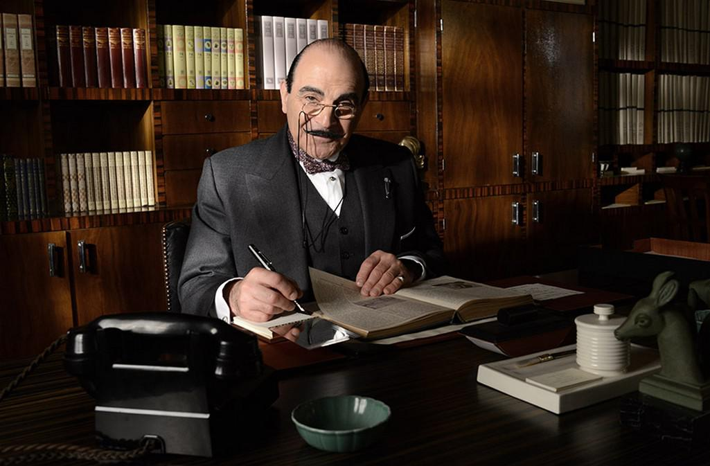 Ze seriálu Hercule Poirot