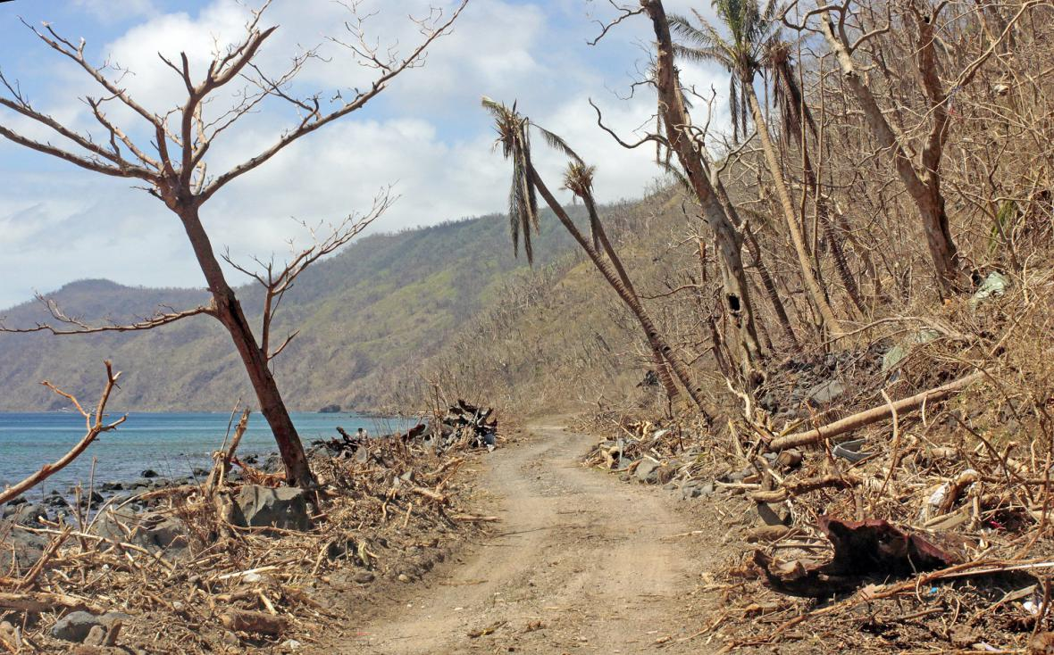 Tropická cyklóna Winston zpustošila na Fidži  v únoru 2016 ostrov Viti Levu. Její rychlost tehdy dosáhla až 280 km/h.