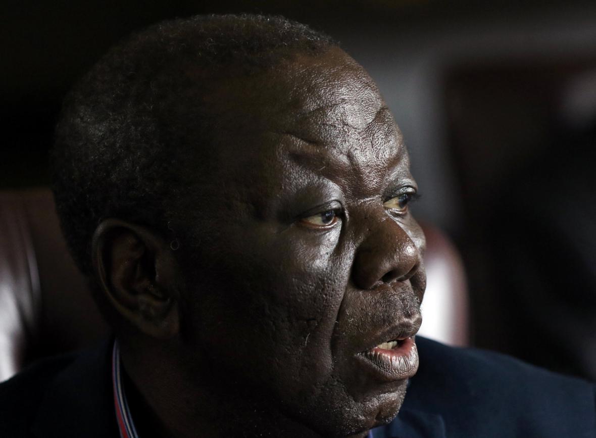 Do Zimbabwe se vrátil opoziční předák Morgan Tsvangirai