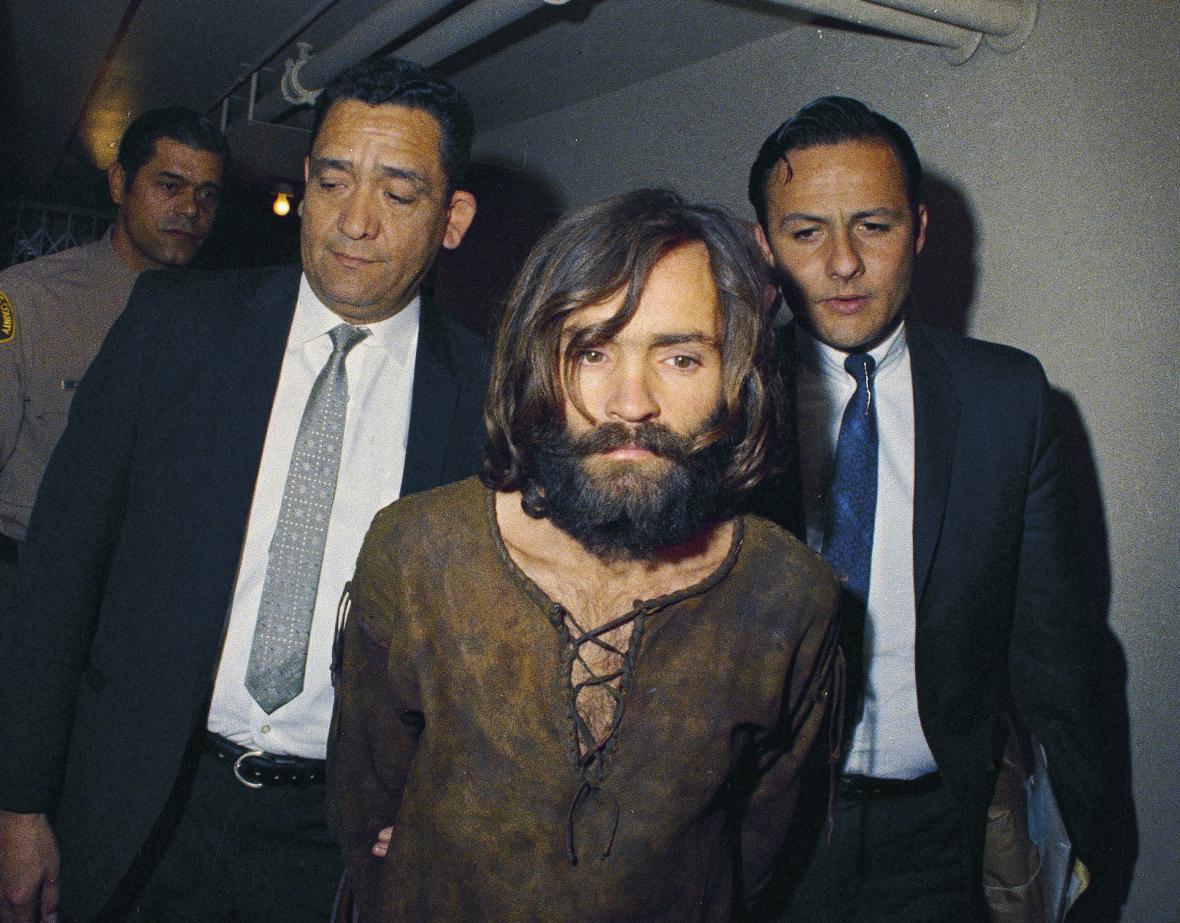 Charles Manson v roce 1969