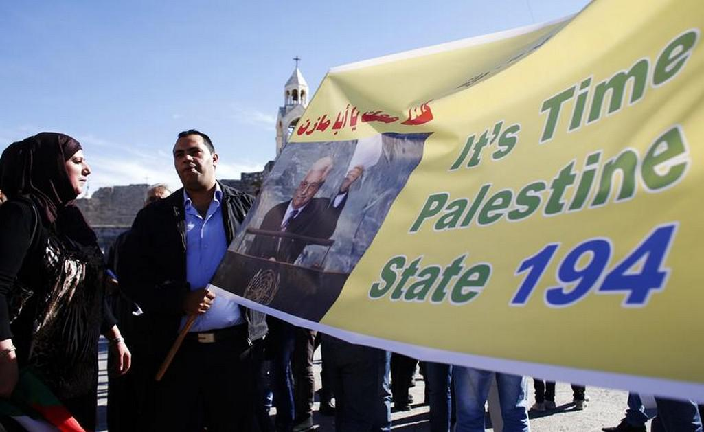 Palestinské snahy o nezávislost