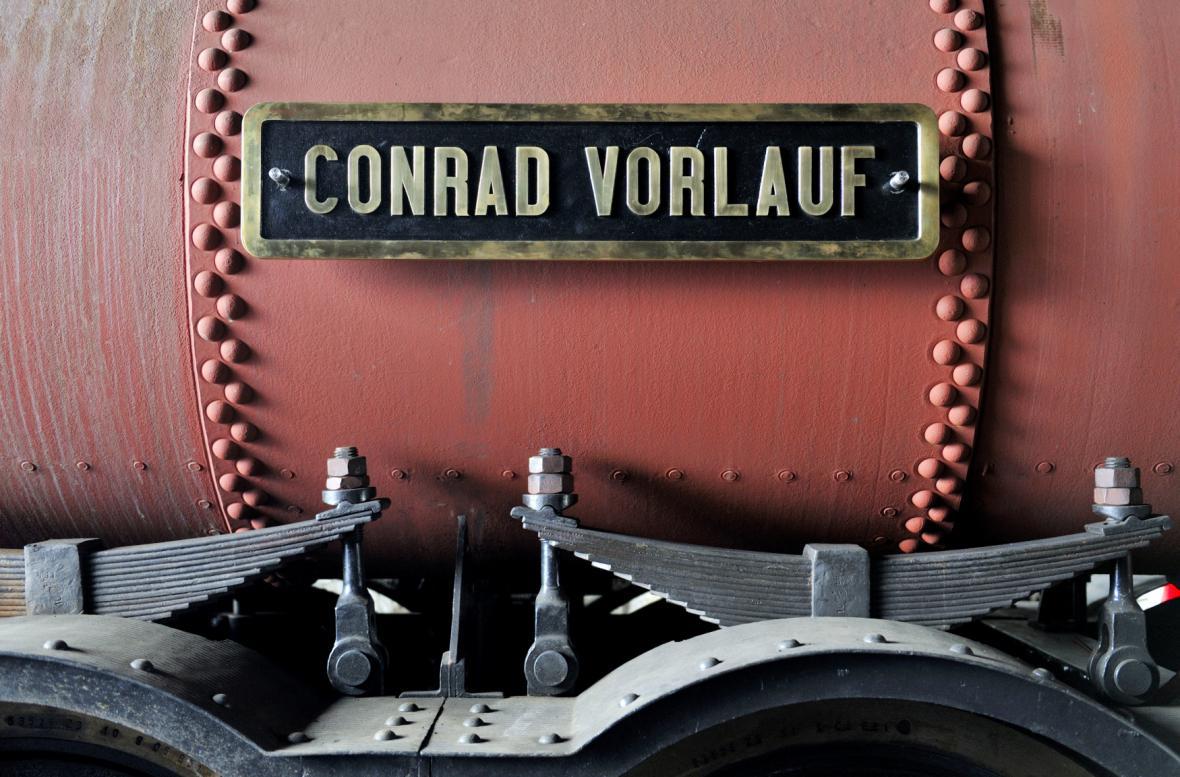 Conrad Vorlauf