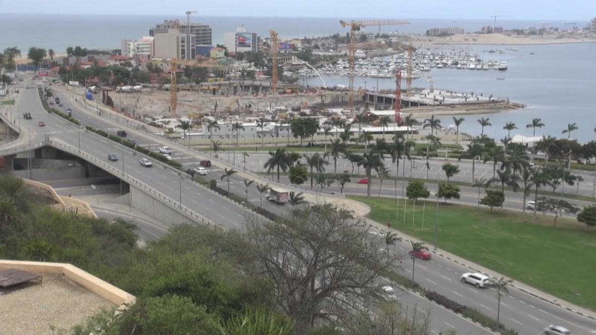 Hlavní město Luanda
