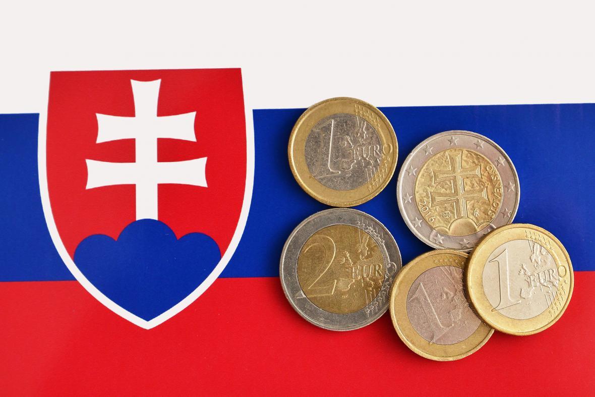 Slovensko a euro