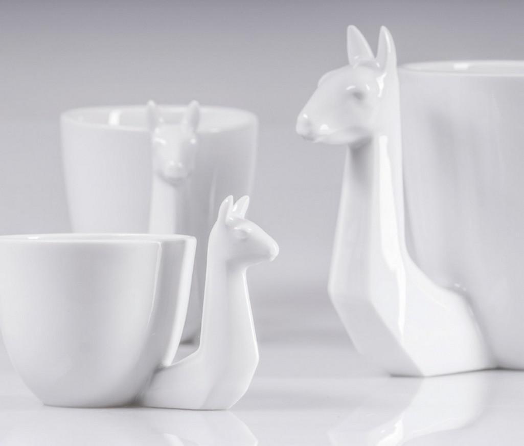 Kolekce porcelánu Luckavo