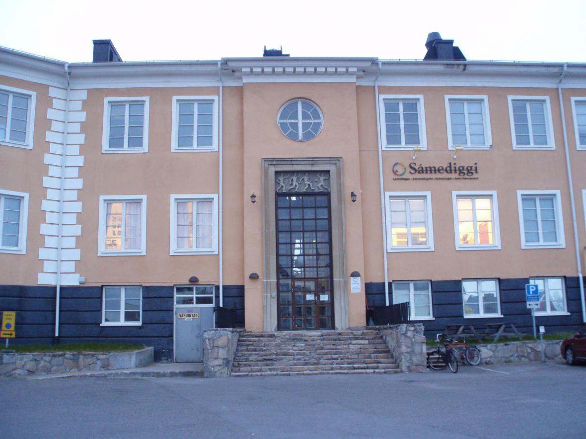 Sámský parlament ve Švédsku