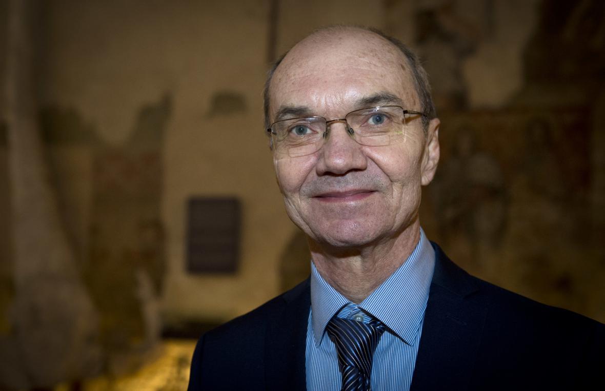 Oodborník na informatiku Pavel Pudlák