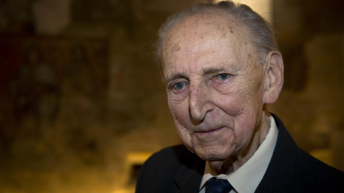 Lékař Otto Hrudek
