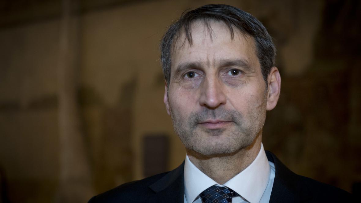 Matematik Vladimír Šverák