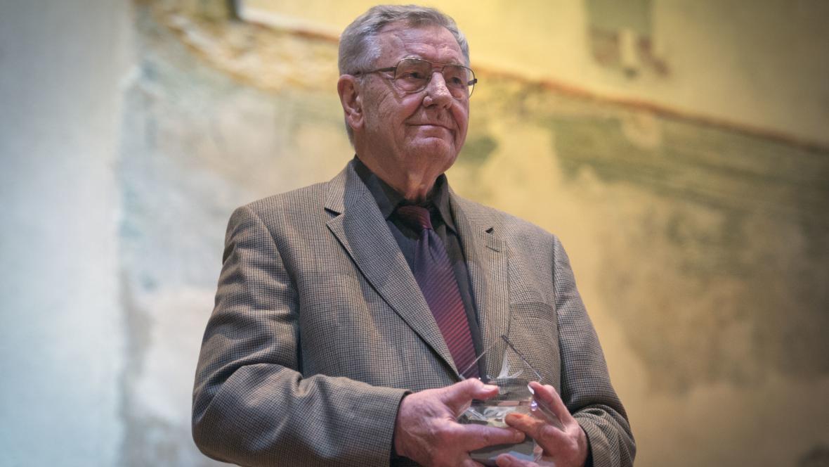 Biolog Josef Svoboda
