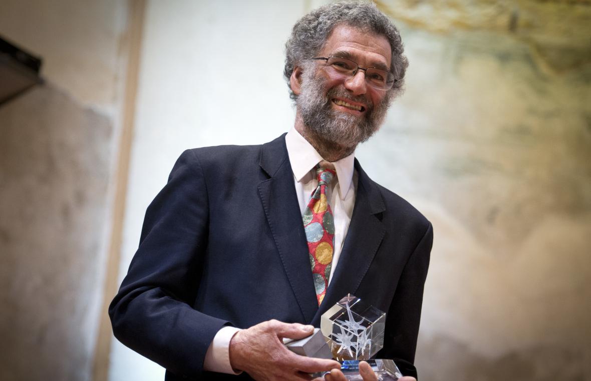 Fyzik Martin Roček