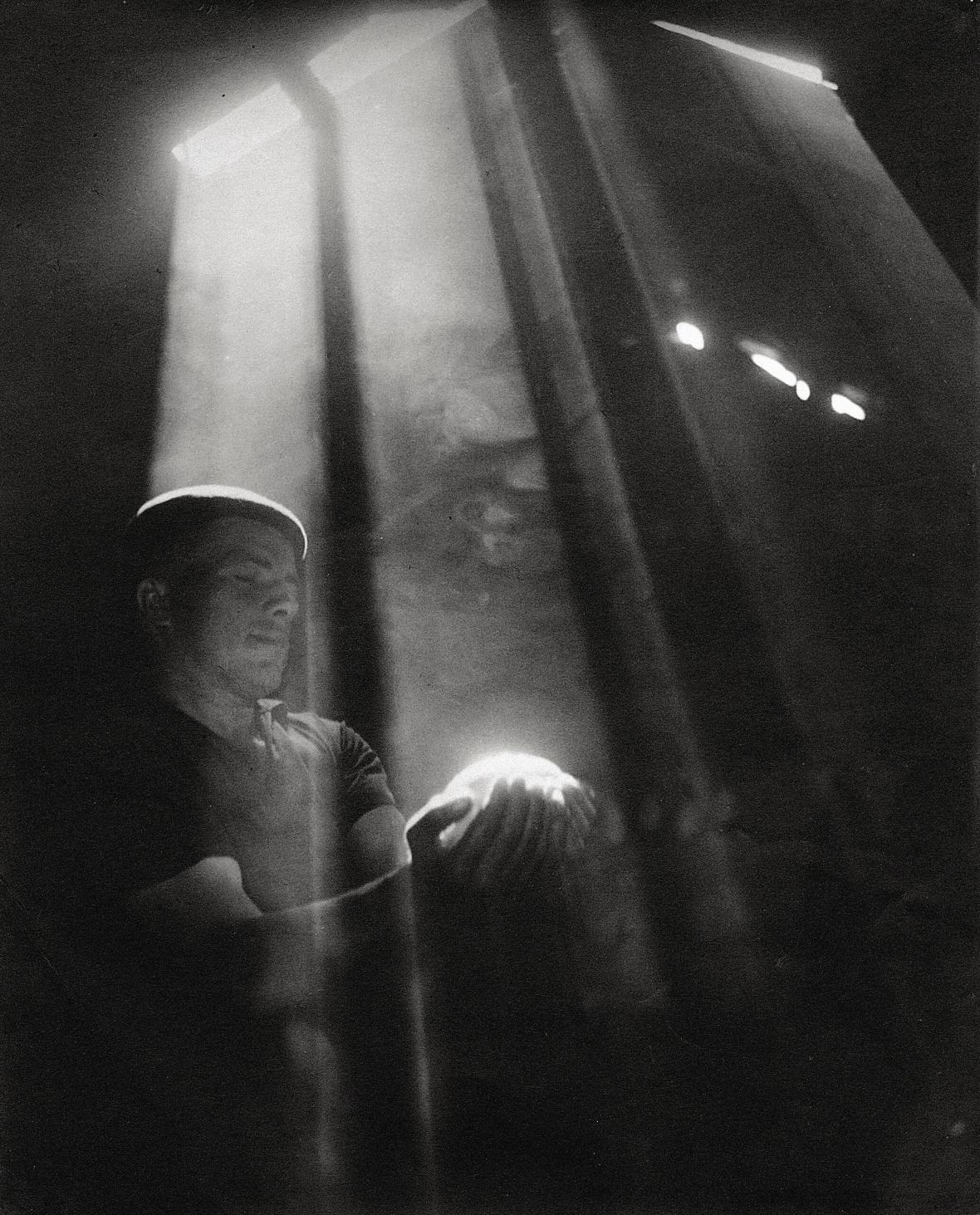 Kouzelník, 1953