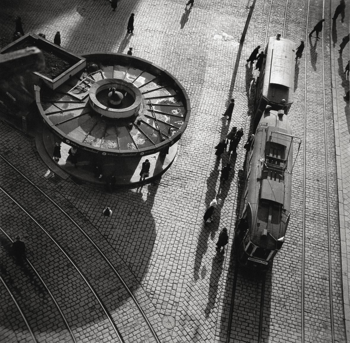 Náměstí Svobody v Brně, 1949