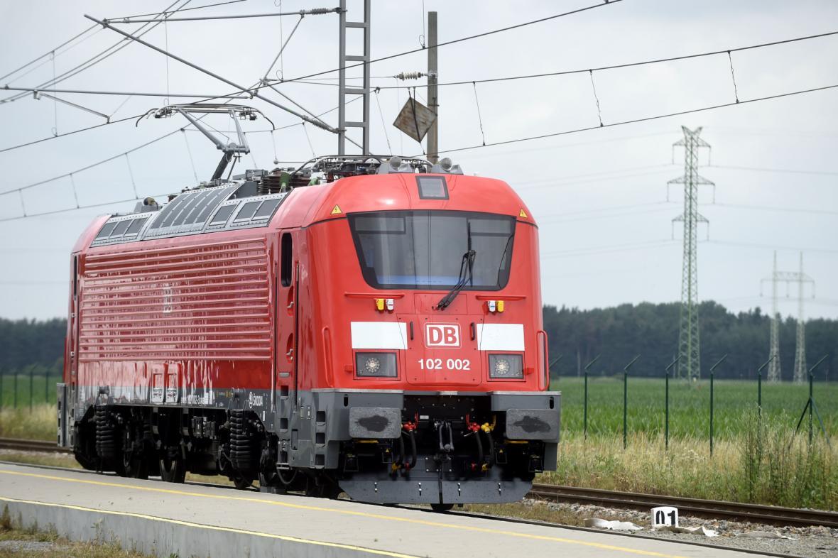 Lokomotiva Škoda pro DB