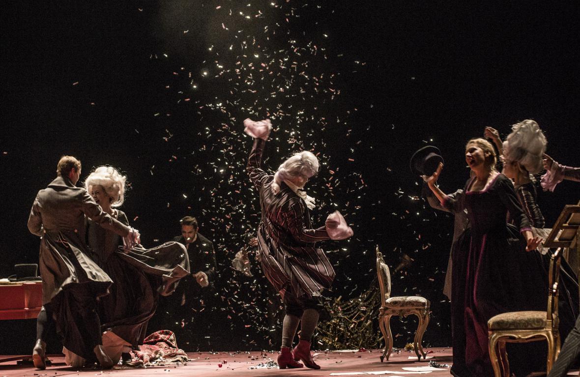 Amadeus (Divadlo na Vinohradech)